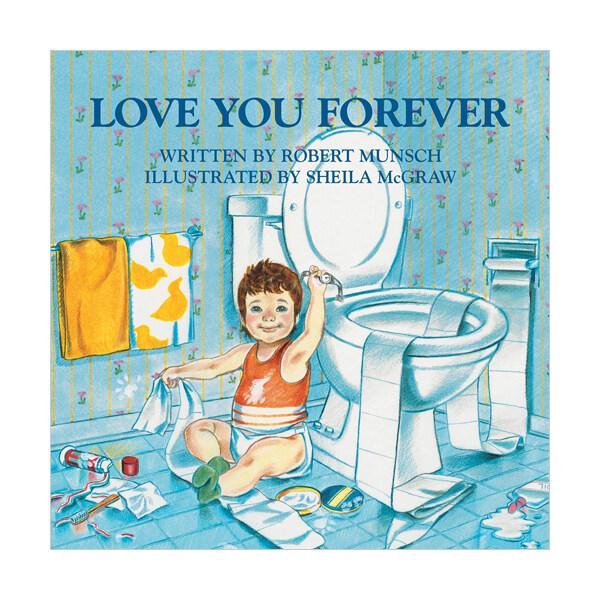 Love You Forever (Paperback, 미국판)