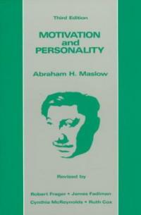 Motivation and personality 3rd ed.