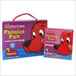 클리포드 파닉스 Clifford Phonics Fun Pack #2 (페이퍼북 12권 + CD 1장)