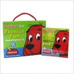 클리포드 파닉스 Clifford Phonics Fun Pack #4 (페이퍼북 12권 + CD 1장)