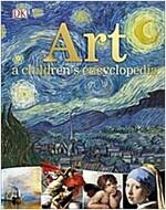Art A Children's Encyclopedia (Hardcover)