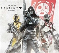 The Art of Destiny, Volume 2 (Hardcover)