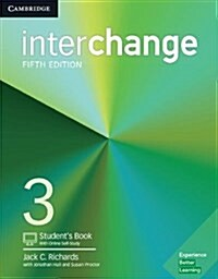 Interchange Level 3 Students Book with Online Self-Study (Package, 5 Revised edition)