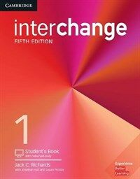 Interchange Level 1 Student's Book with Online Self-Study (Package, 5 Revised edition)