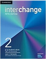 Interchange Level 2 Student's Book with Online Self-Study (Package, 5 Revised edition)