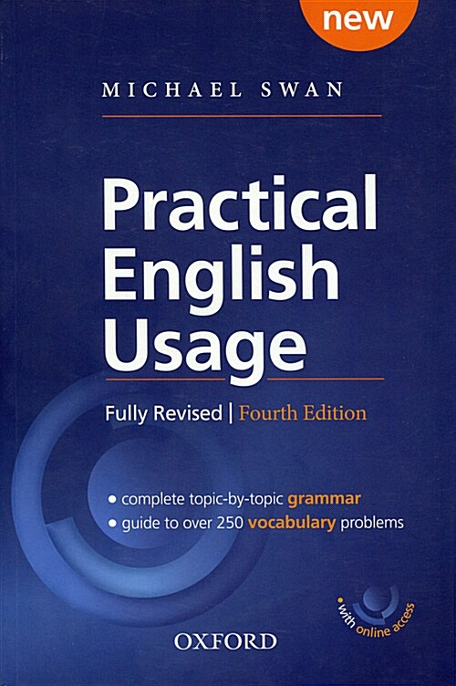 Practical English Usage, 4th edition: ( Paperback with online access) : Michael Swans guide to problems in English (Paperback, 4 Revised edition)