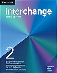 Interchange Level 2 Students Book with Online Self-Study (Package, 5 Revised edition)