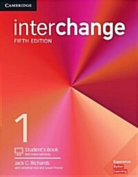 Interchange Level 1 Students Book with Online Self-Study (Package, 5 Revised edition)