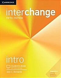 Interchange Intro Students Book with Online Self-Study (Package, 5 Revised edition)