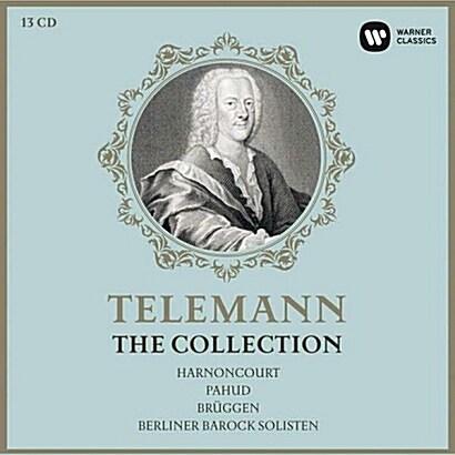 [수입] 텔레만 컬렉션 [13CD]
