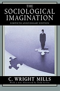 The Sociological Imagination (Paperback, 40, Anniversary)