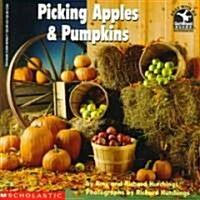 [중고] Picking Apples and Pumpkins (Paperback)