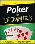 Poker for Dummies (Paperback)