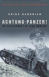 Achtung Panzer! (Paperback)