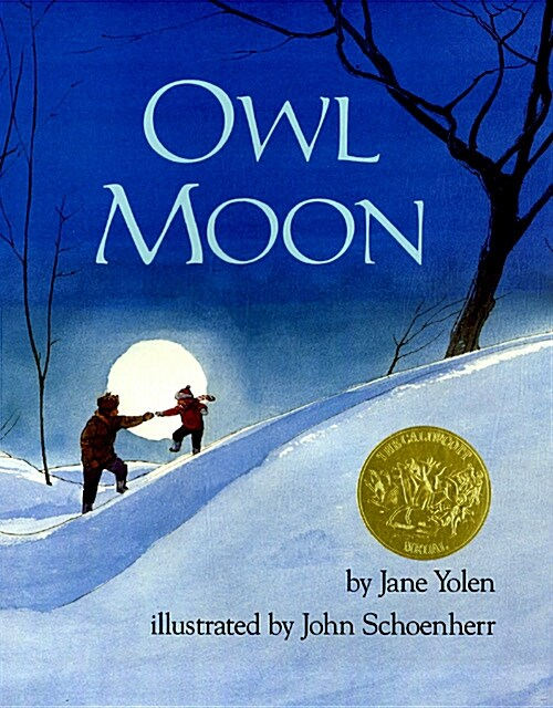 Owl Moon (Hardcover, Chinese Edition)