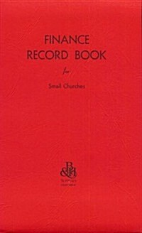Finance Record Book for Small Churches (Other)