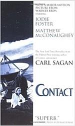 Contact (Mass Market Paperback)
