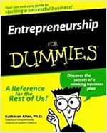 Entrepreneurship for Dummies (Paperback)