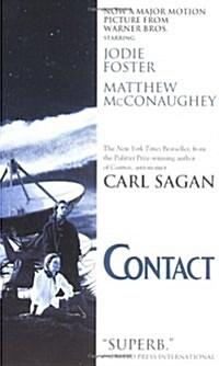 [중고] Contact (Mass Market Paperback)