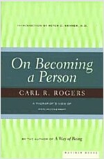 On Becoming a Person: A Therapist's View of Psychotherapy (Paperback, 2)