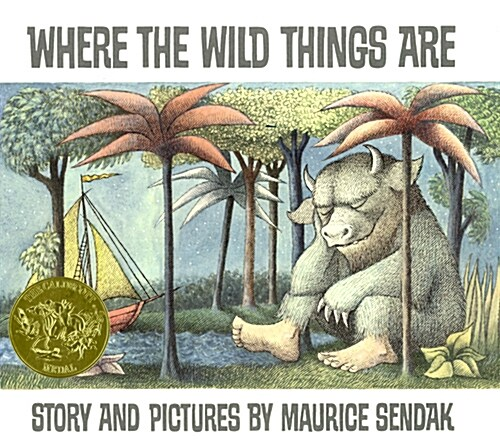 Where the Wild Things Are (Hardcover, 25, Anniversary)
