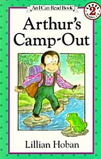 Arthurs Camp-Out (Paperback)