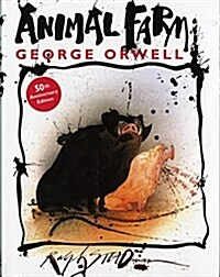 Animal Farm: A Fairy Story (Hardcover, 50, Anniversary)