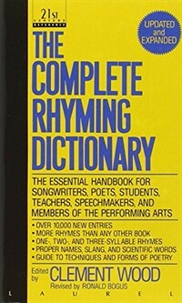 The Complete Rhyming Dictionary (Mass Market Paperback, Revised)