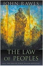 The Law of Peoples: With `The Idea of Public Reason Revisited` (Paperback, Revised)