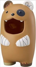넨도로이드 모어 걸즈&판쳐 키구루미 페이스 파츠 케이스 [너덜곰] (おもちゃ&ホビ-)