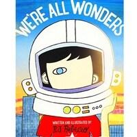 We're All Wonders (Paperback)