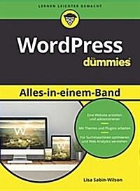WordPress Alles-in-Einem-Band Fur Dummies (Paperback)