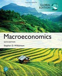 Macroeconomics, Global Edition (Paperback, 6 ed)