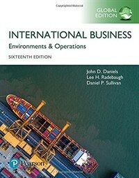 International Business, Global Edition (Paperback, 16 ed)