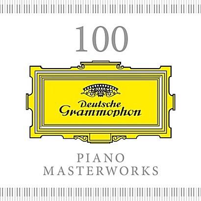 [수입] 100 피아노 걸작집 [5CD]