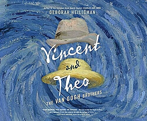 Vincent and Theo: The Van Gogh Brothers (MP3 CD)