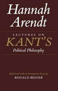 Lectures on Kant's Political Philosophy (Paperback)