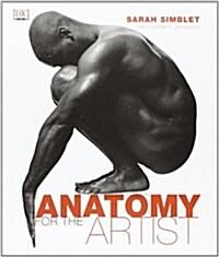 [중고] Anatomy for the Artist (Hardcover)