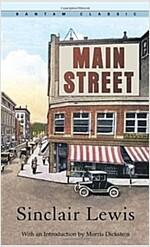 Main Street (Mass Market Paperback)