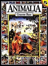 Animalia (Paperback, Reprint)