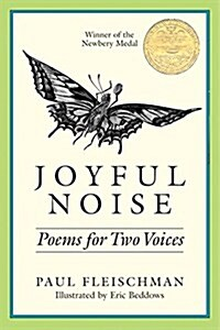Joyful Noise: Poems for Two Voices (Paperback)
