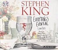 Everythings Eventual: Five Dark Tales (Audio CD)