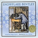 Snowflake Bentley (Hardcover)