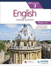 English for the IB MYP 3 (Paperback)