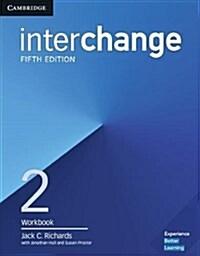 Interchange Level 2 Workbook (Paperback, 5 Revised edition)