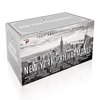 [수입] 뉴욕 필하모닉 175주년 기념 에디션 [65CD]