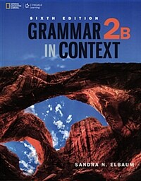Grammar In Context (6th Edition) 2B (with MP3 CD)
