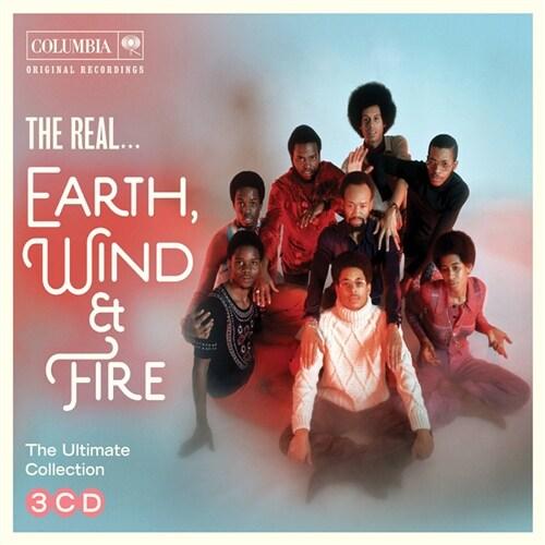[수입] Earth, Wind & Fire - The Ultimate Earth, Wind & Fire Collection: The Real... Earth, Wind & Fire [3CD]