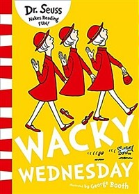Wacky Wednesday (Paperback, Green Back Book edition)