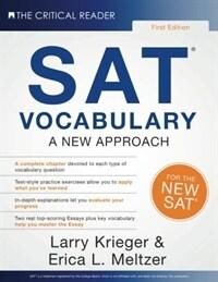 SAT Vocabulary: A New Approach (Paperback)
